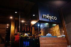 Méjico - in the CBD.  Looks like a yummy Mexican restaurant.