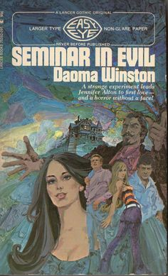 Seminar in Evil by Daoma Winston