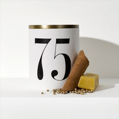 Parfums De Voyage No. 75 The Russe Candle from L'Objet