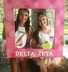Bid day 2015 • Delta Zeta at BGSU