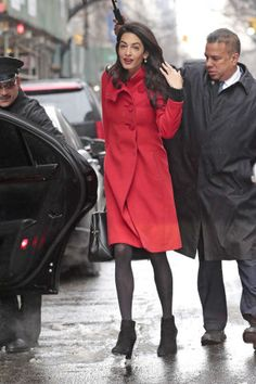 Amal Alamuddin's Most Stylish Looks - Pictures of Amal Clooney's Top Fashion Moments