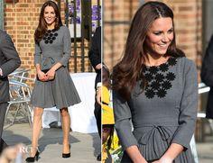 Like this gray dress