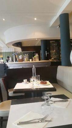 Hotel Les Bains    great food in St valery en caux