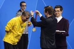 Atletas Paraolímpicos serão premiados no Rio de Janeiro