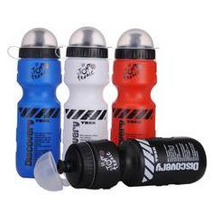 650ML Portable Sports Water Bottles Outdoor Cycling Running Camping Lemon Juice Drinkware Drink Bottle With Transparent Lid