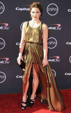 2013 ESPY Red Carpet: McKayla Maroney