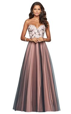Win a medal for this fashionable gown from Lending Luxury for only $115! Faviana S10023