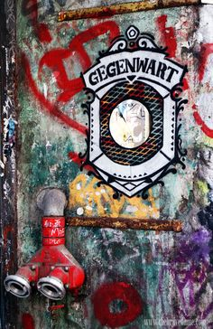 A virtual walk through the coolest street of Berlin - Oranienburgerstrasse - The Brave Dame