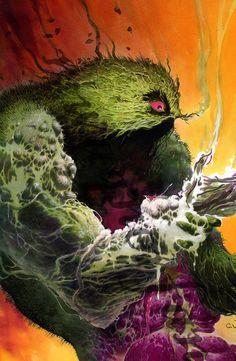 Swamp Thing #129
