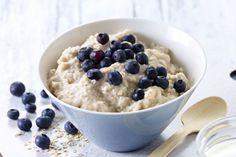 Frokostgrøt Frisk, Oatmeal, Protein, Breakfast, Food, The Oatmeal, Morning Coffee, Meals, Yemek