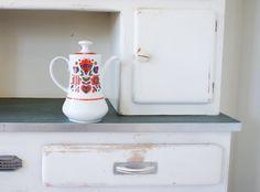 Prachtige Koffie Pot van WInterling Bavaria. Een merk waar we zelf ook wat juweeltjes van verkopen