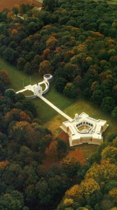 Delville Wood, France. Memorial to the South Africans - the Star shape echoes the shape of the Dutch built Capetown Castle. We had the Delville Wood Day Parade every year at boarding school in Grahamstown, South Africa, to commemorate those South Africans who fought & died there.