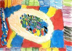 タイトルは大きな冬瓜1988年にアメリカ人の4歳の女の子が描いた作品です冬瓜は地味な色合いの野菜ですが楽しく鮮やかな色で描いています  #kidsart #kidsartwork #art #kidsdrawing #mykids #kidscraft #creativekids #creativeplay #childrensart #toddlerart #pretendplay #learningthroughplay #kidsactivities #childrensdesign #子供の絵 #こどもの絵 #子供の落書き #キッズアート #こどもアート #子どもの絵 #息子の絵 #娘の絵 #子供の作品 #娘の作品 #picasokko #子供の絵を残す #アート #子供の絵には成長がつまってる #子供の絵に上手いや下手は無い