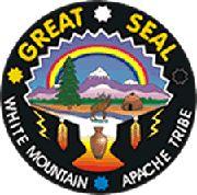 148px Seal of the White Mountain Apache tribe