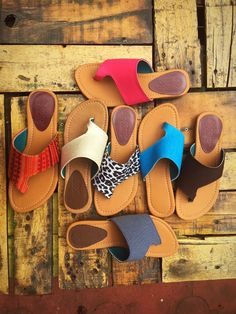 SANDALS COLORS AND SIZE!  HANDMADE SHOES
