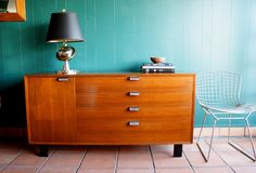George Nelson Credenza fr Etsy Shop $1,500