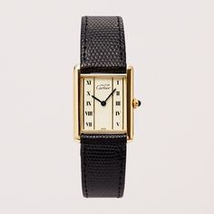 WATCH - 【Cartier】must de Cartier TANK / 90's