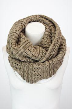 1d3fef22c72 Chunky infinity scarf!  18 sponsoredinkboutique.com Chunky Infinity Scarves
