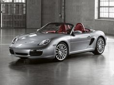 Porsche Boxster S RS 60 Spyder Limited Edition 987 2008 Photo 08