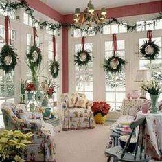 Window wreaths
