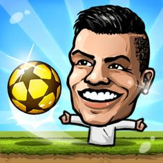 Puppet Soccer Champions – Football League of the big head Marionette stars and players Hack & Premium Cheats