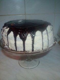 Kozáksapka torta