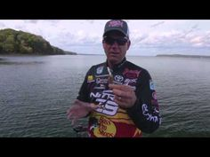 Fishing Power Baits in Cold Water with Kevin VanDam - YouTube