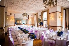 Heritage Bridal For A Real Wedding At Nunsmere Hall Hotel – Luciana & Mike Real Weddings, Brides, Wedding Venues, Table Decorations, Collection, Home Decor, Wedding Reception Venues, Wedding Places, Decoration Home