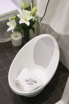 Homevialaura, vauvan kylpyamme, The White Company