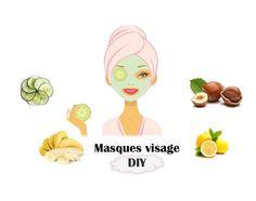 Hello à toutes !! ✨✨ Un nouvel article est en ligne !  4 recettes de masques visage maison DIY que j'ai dénichées rien que pour vous !