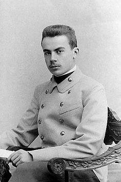Prince Nicholas, eldest son of Princess Zenaida and Prince Felix Youssoupoff. Killed in a duel in 1908