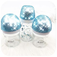 Sparkly luxury feeding bottles for newborns. Glam fillable baby bottles for a baby shower. Sparkly baby bottles that are the best luxury feeding bottles for newborns. They are also the best baby bottles for travel! Fashion baby essentials, newborn must-haves, and luxury baby products with style. Check out our glam baby gift ideas in our online store! Shop now @ lioree.com | #lioree #babybottles #newbornmusthaves #babygiftideas #babyproducts Newborn Gifts, Baby Gifts, New Born Must Haves, Chicco Baby, Baby Hair Brush, Best Baby Bottles, Baby Binky, Baby Christmas Gifts, Bottle Feeding