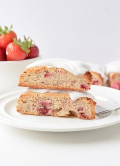 The best keto strawberry scones aka. healthy strawberry scones ready in just 30 minutes ! These almond flour scones are gluten free, paleo and vegan . Dairy Free Recipes, Low Carb Recipes, Cooking Recipes, Paleo Recipes, Low Calories, Healthy Scones, Baking With Coconut Flour, Almond Flour, Christmas