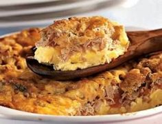 Omelete de forno - iDicas