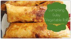 Vegan Meals, Vegan Vegetarian, Vegan Recipes, Vegan Options, Rolls, Vegetables, Ethnic Recipes, Food, Vegane Rezepte