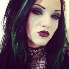 .#goth #fashion