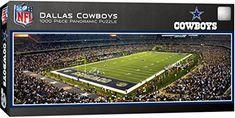 $15.85               MasterPieces NFL Dallas Cowboys 1000 Piece Stadium Panora...