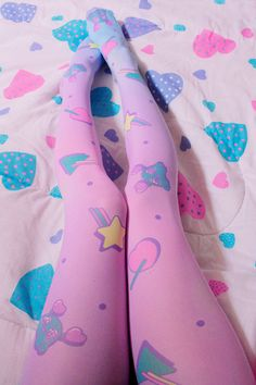 soda-float: nothing more perfect exists ; *____* such cute tights soda-float: nothing more perfect exists ; *____* such cute tights Harajuku Fashion, Kawaii Fashion, Lolita Fashion, Cute Fashion, Bd Fashion, Filles Alternatives, Looks Kawaii, Kawaii Style, Estilo Harajuku