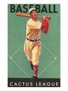 1952 Champion Spark Plug Boy at Bat baseball ad poster 13 x 19 GIclee Print