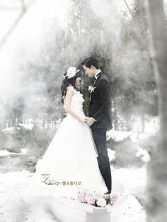 Taecyeon and Emma - We got married global