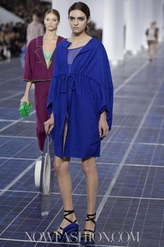 Chanel Ready To Wear Spring Summer 2013 Paris
