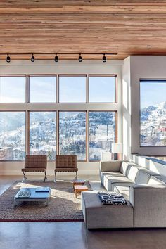 Jager House by Park City Design + Build
