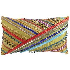 Bright Bling Pillow