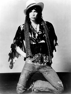 Steven Victor Tallarico (Steven Tyler of Aerosmith) began his career in music by singing at a Presbyterian church choir in the Bronx. Description from pinterest.com. I searched for this on bing.com/images