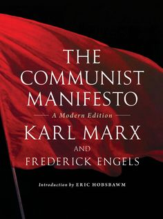 The Communist Manifesto  Reading this book provided me with further confirmation that Capitalism is THE moral system by which ALL nations should function. . . . . . . .     http://www.versobooks.com/system/images/1658/original/9781844678761_Communist-manifesto.jpg