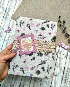 Lavender journal. Vintage Journals, Lavender, Vintage Magazines