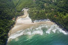 Praia Jeribucacu