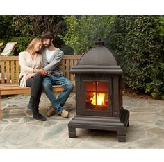 Outdoor Fire Pit Pagoda Firepit Campfire Backyard Patio Wood Burning Stove New Outdoor Rooms, Outdoor Furniture Sets, Outdoor Living, Fire Pit Accessories, Fire Pit Party, Portable Fire Pits, Wood Burning Fire Pit, Outdoor Cover, Fire Pit Designs