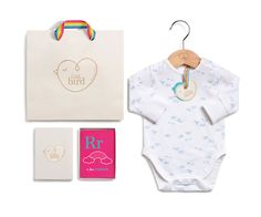 Pearlfisher has created the tone of voice and brand identity for Little Bird, the fresh newbrand for babies and children up to 5 years old from Jools Oliver in partnership withMothercare. Designed by Pearlfisher.
