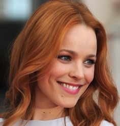 strawberry blonde for cool skin
